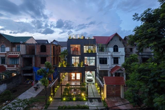 """Chủ nhà ở Bắc Ninh chi 2 tỷ đồng biến nhà hoang trở thành """"siêu biệt thự - 17"""