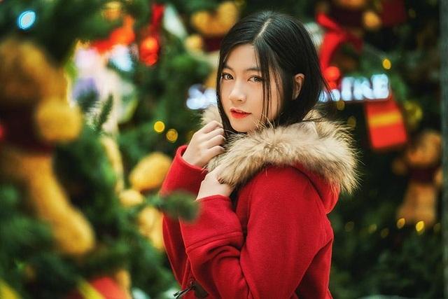 """Miss Teen Nam Phương: """"Hạnh phúc là Giáng sinh được ở bên gia đình"""" - 1"""
