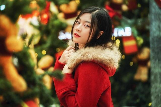 """Miss Teen Nam Phương: """"Hạnh phúc là Giáng sinh được ở bên gia đình"""" - 2"""