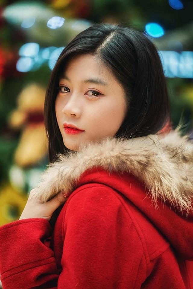 """Miss Teen Nam Phương: """"Hạnh phúc là Giáng sinh được ở bên gia đình"""" - 4"""