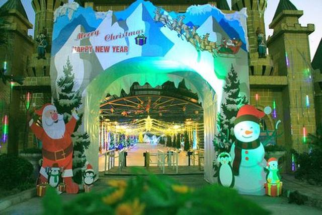 Những địa điểm hấp dẫn đón Giáng sinh tại Hà Nội - 5