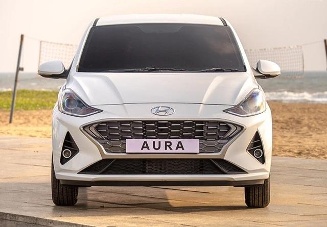Hyundai ra xe cỡ nhỏ Aura giá tương đương chưa đến 200 triệu đồng - 2
