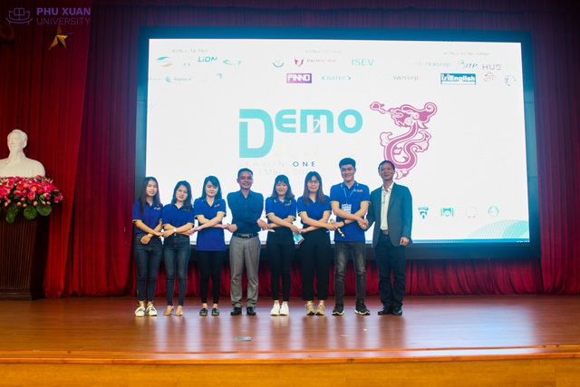 Startup sinh viên trường ĐH Phú Xuân gọi vốn thành công 250 triệu đồng - 3