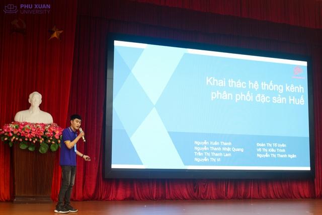 Startup sinh viên trường ĐH Phú Xuân gọi vốn thành công 250 triệu đồng - 1
