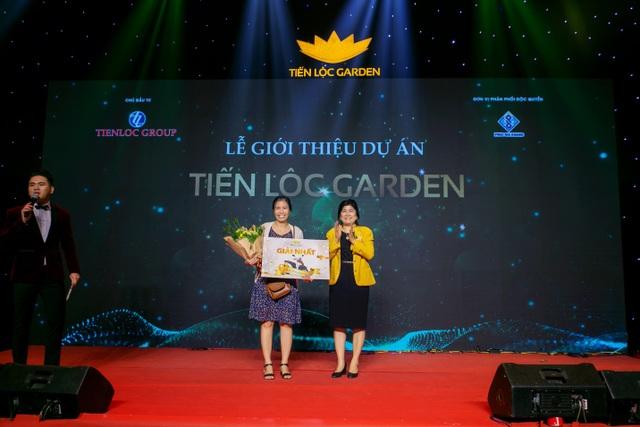 Thị trường sôi động trong ngày giới thiệu Tiến Lộc Garden - 2