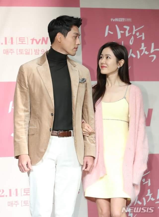 Chị đẹp Son Ye Jin nói gì khi được kết đôi lần hai với trai đẹp Hyun Bin? - 8