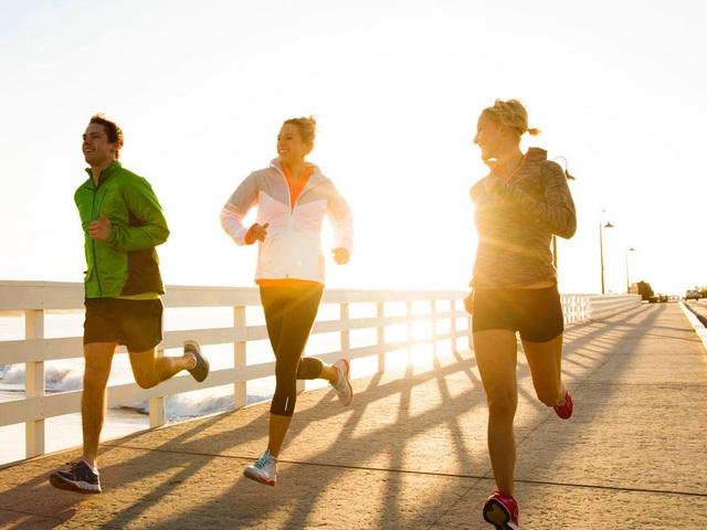 """""""Thời điểm vàng"""" để tập thể dục đốt cháy mỡ thừa và kiểm soát đường huyết - 1"""