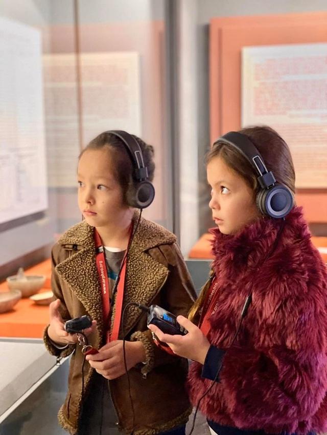 Diva Hồng Nhung xúc động mùa Noel hai con biết tự chăm nhau lúc mẹ bận - 8