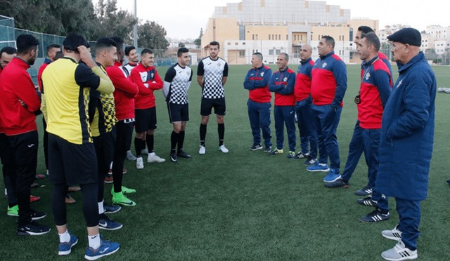 U23 Jordan tập luyện tại Malaysia, chờ đấu U23 Việt Nam - 1