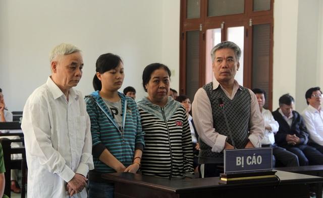 Nguyên Chánh án TAND tỉnh Phú Yên bác cáo buộc tham ô hàng trăm triệu đồng - 1