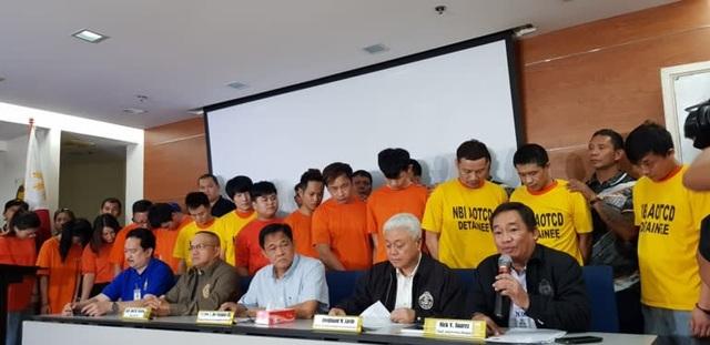 """Philippines """"tuyên chiến"""" với nạn mại dâm ở các sòng bài Trung Quốc - 3"""