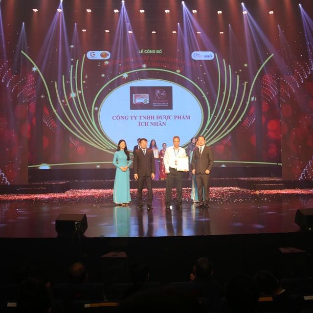 """DIABETNA được vinh danh """"Sản phẩm chất lượng Châu Á - Asia Quality Brands 2019"""" - 1"""
