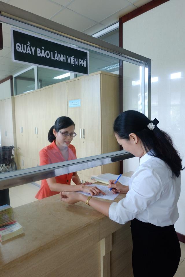 Bảo lãnh viện phí tại bệnh viện Quốc tế Trung ương Huế - 1