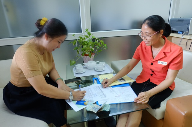 Bảo lãnh viện phí tại bệnh viện Quốc tế Trung ương Huế - 2