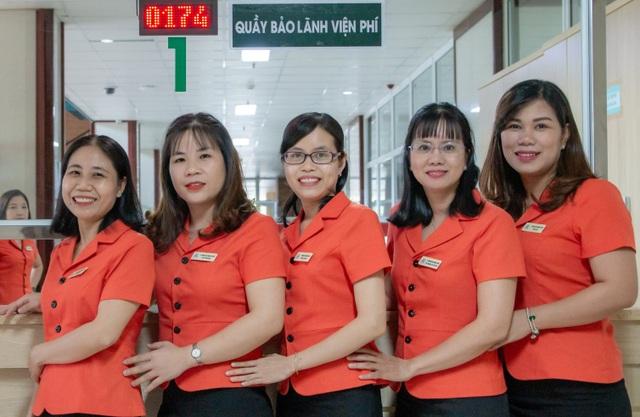 Bảo lãnh viện phí tại bệnh viện Quốc tế Trung ương Huế - 4