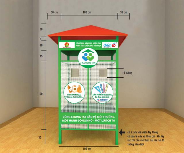 Trao học bổng gây quỹ từ việc thu gom dụng cụ học tập cũ và rác thải nhựa tái chế - 3