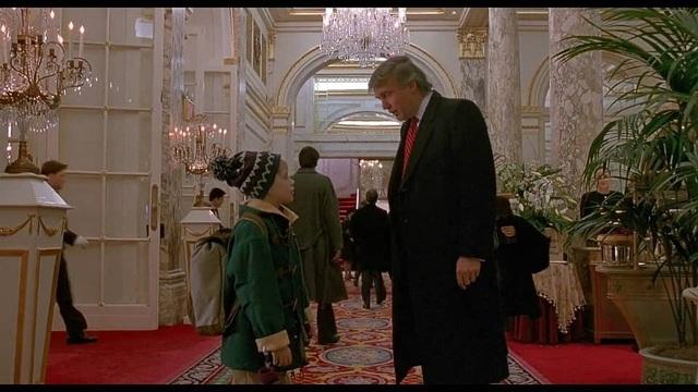 Ông Trump kể chuyện đóng siêu phẩm bom tấn điện ảnh mùa Giáng sinh - 1