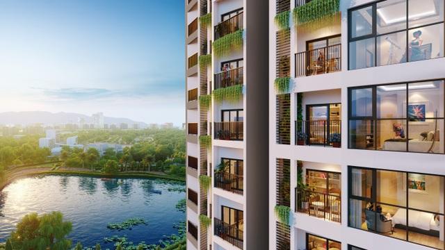Giải pháp tài chính dành riêng cho các gia đình 3 thế hệ với căn hộ 3PN Le Grand Jardin - 1
