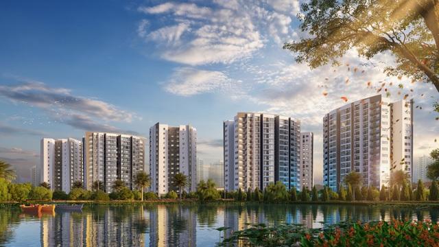Giải pháp tài chính dành riêng cho các gia đình 3 thế hệ với căn hộ 3PN Le Grand Jardin - 2