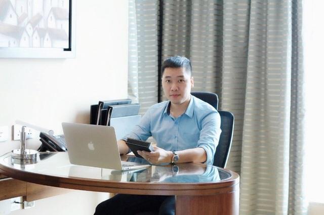 CEO Nguyễn Ngọc Nghĩa: Giao dịch chứng khoán thành công khi niềm tin đủ lớn - 1