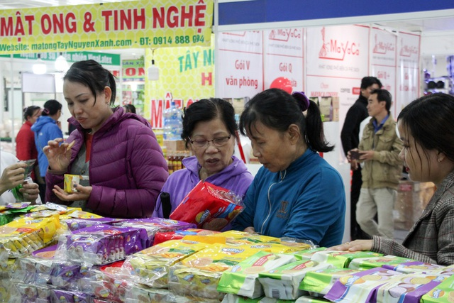 Đà Nẵng: Hơn 1.700 tỷ đồng dự trữ hàng hóa phục vụ Tết Nguyên đán - 1
