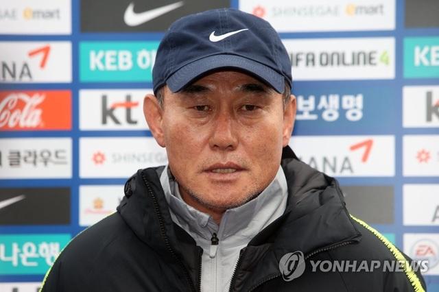 """HLV U23 Hàn Quốc không """"ngán"""" U23 Việt Nam - 1"""