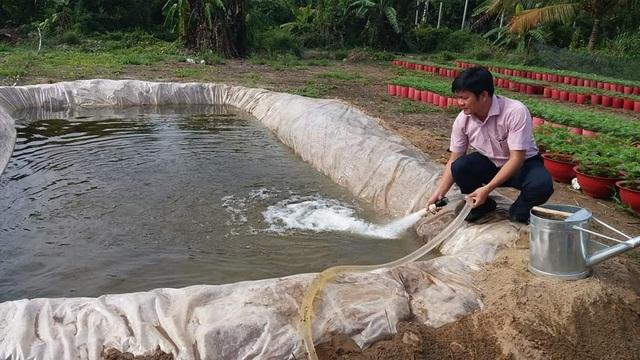 Phó Thủ tướng: Nguy cơ thiếu nước ngày càng gia tăng đối với Việt Nam - 2