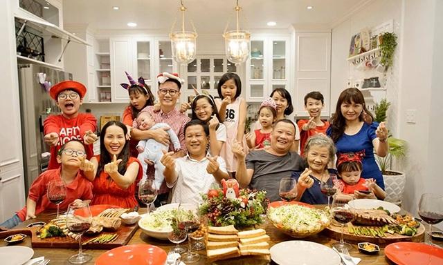 Sao Việt đón Giáng sinh như thế nào? - 4