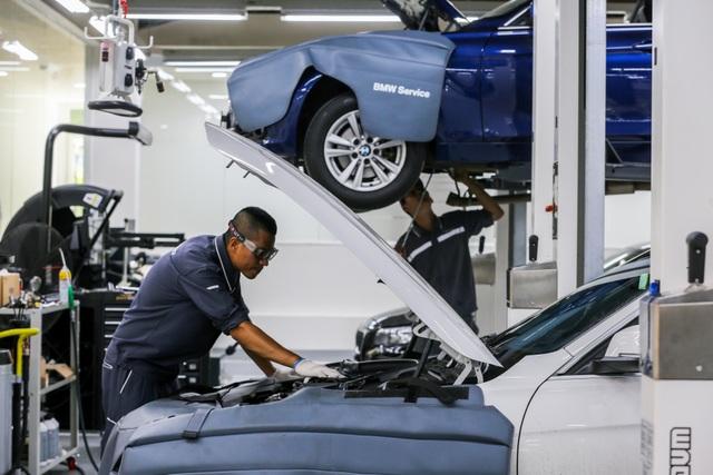 Chương trình tri ân cuối năm khách hàng BMW và MINI - 2