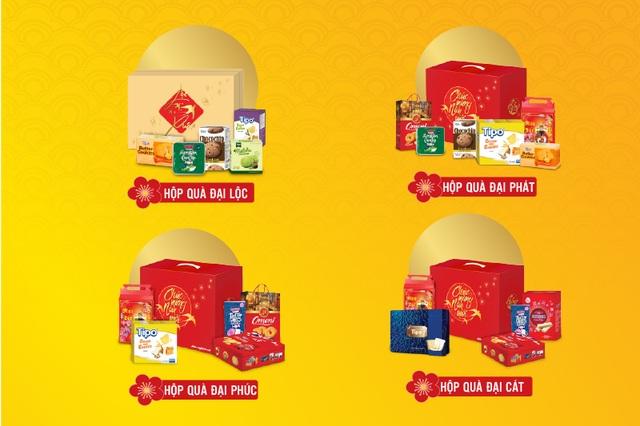 Mua quà tết với giá siêu ưu đãi qua kênh online từ Hữu Nghị Food - 2