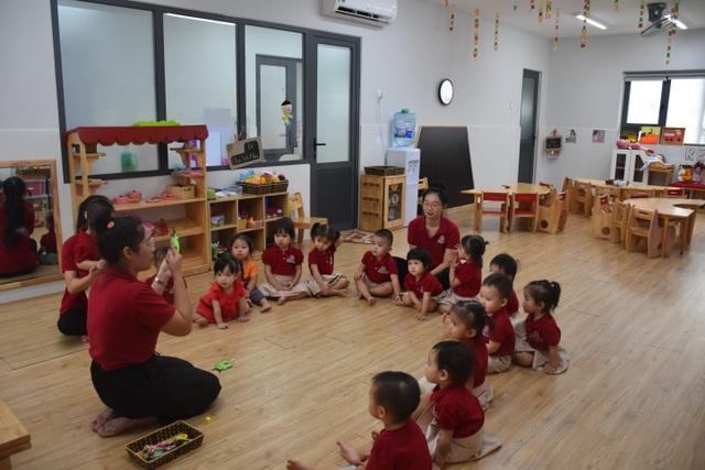 Những hoạt động giúp trẻ phát triển ngôn ngữ theo từng giai đoạn - 1