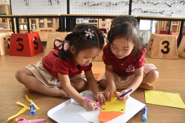 Những hoạt động giúp trẻ phát triển ngôn ngữ theo từng giai đoạn - 2