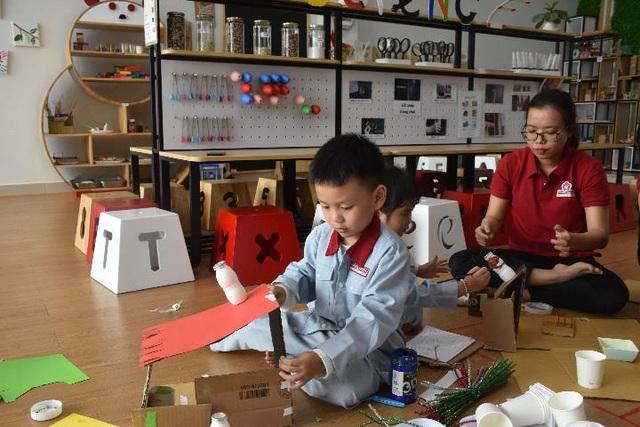 Những hoạt động giúp trẻ phát triển ngôn ngữ theo từng giai đoạn - 3