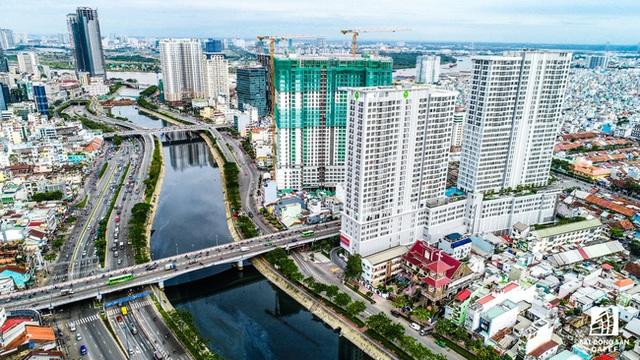 Bất thường thị trường địa ốc: Giá cả tăng vọt, vượt quá xa tốc độ thu nhập - 1
