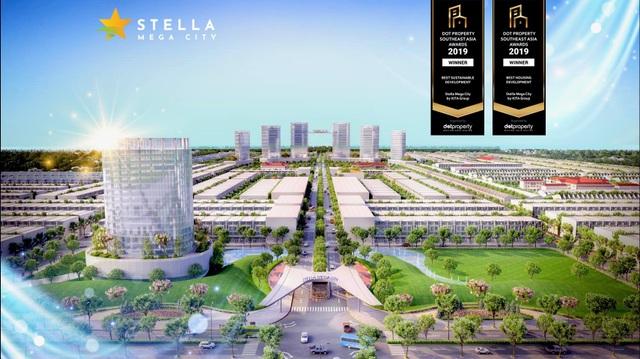 Stella Mega City từ ước mơ xanh đến dự án đẳng cấp Đông Nam Á - 1