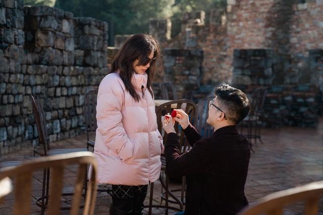 Hoa hậu Thu Hoài tiết lộ nhẫn cầu hôn hơn 2 tỷ của bạn trai kém tuổi - 2
