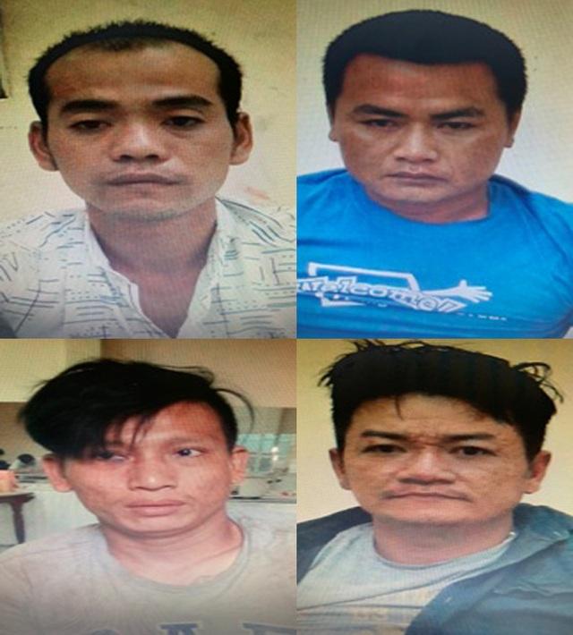 Triệt phá đường dây ma túy từ Campuchia về Việt Nam - 1