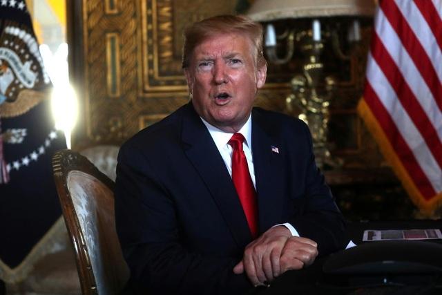 Ông Trump: Mỹ sẵn sàng đối phó bất cứ quà Giáng sinh nào từ Triều Tiên - 1