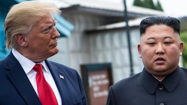"""""""Lửa và thịnh nộ"""" - kịch bản đối đầu căng thẳng Mỹ - Triều năm 2020? - 1"""