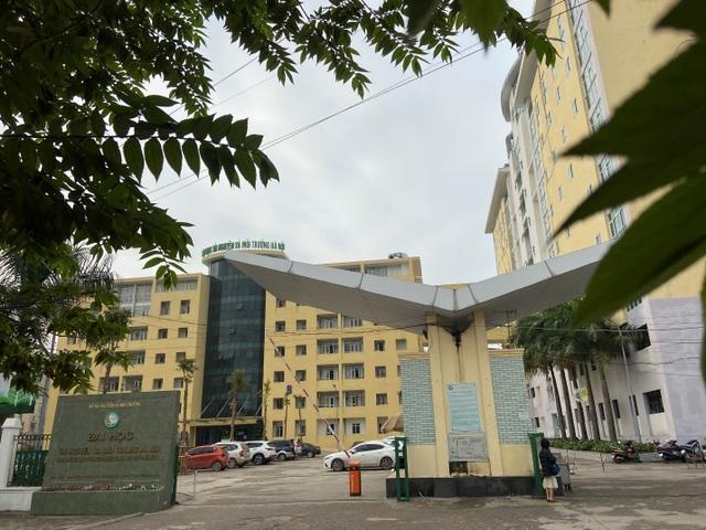 Tuyển sinh Đại học 2020: Đại học Tài nguyên và Môi trường Hà Nội mở 5 ngành học mới - 1