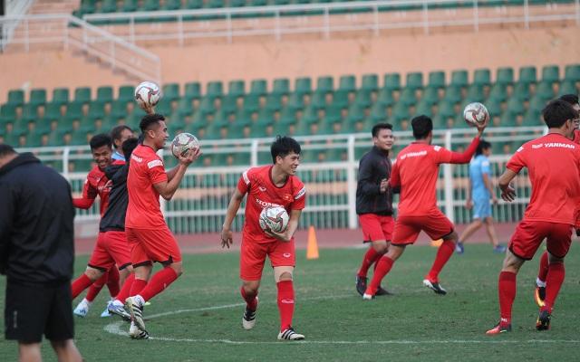 Đình Trọng hồi phục chấn thương, HLV Park Hang Seo yên tâm với hàng thủ - 4