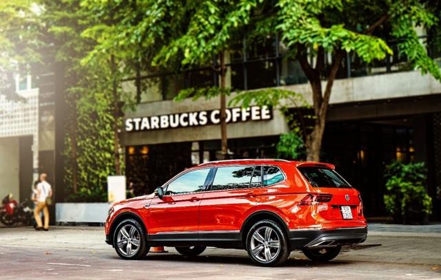 Volkswagen tặng 100% phí trước bạ cho khách mua SUV 7 chỗ Tiguan Allspace - 2