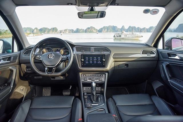 Volkswagen tặng 100% phí trước bạ cho khách mua SUV 7 chỗ Tiguan Allspace - 3