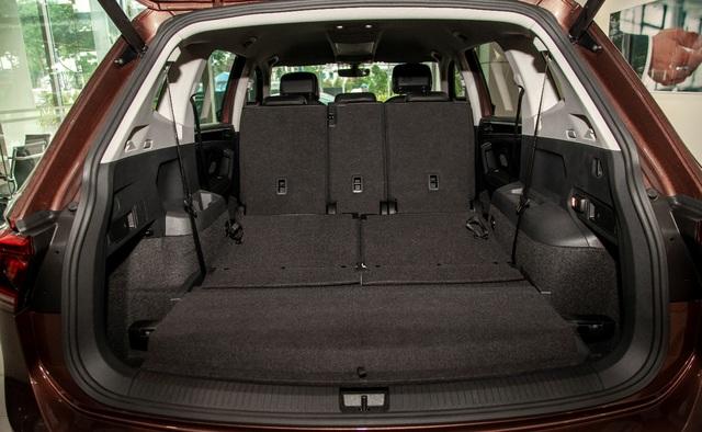 Volkswagen tặng 100% phí trước bạ cho khách mua SUV 7 chỗ Tiguan Allspace - 5
