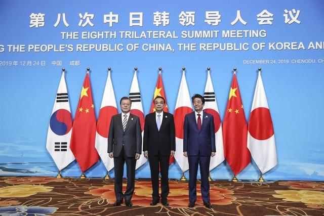 Thượng đỉnh Trung-Nhật-Hàn: Thứ kết nối, điều chia đôi - 1