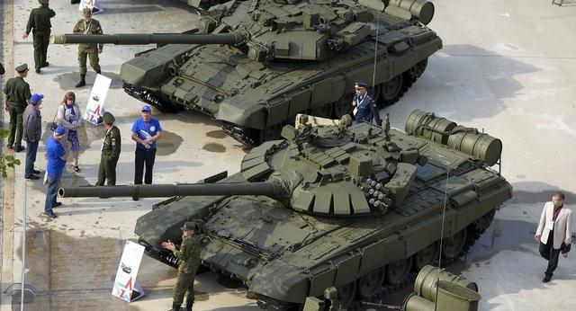 Choáng ngợp dàn khí tài quân sự khủng trong công viên Ái quốc của Nga - 15