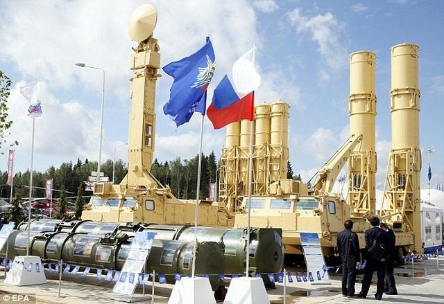 Choáng ngợp dàn khí tài quân sự khủng trong công viên Ái quốc của Nga - 2
