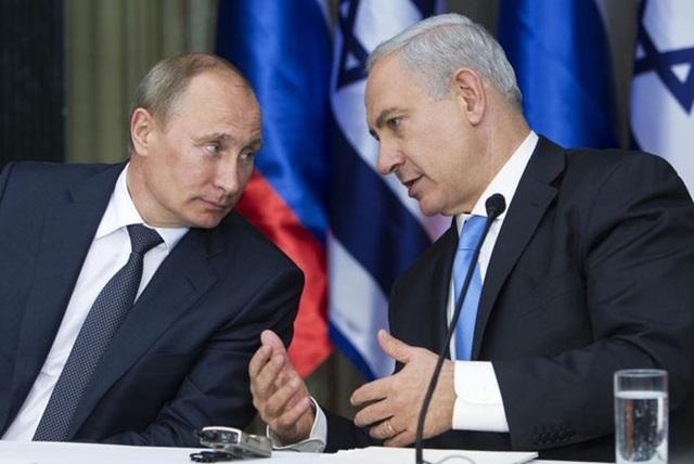 Máy bay quân sự Nga - Israel từng suýt đụng độ 4 lần ở Syria - 1