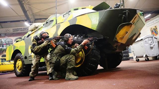 Choáng ngợp dàn khí tài quân sự khủng trong công viên Ái quốc của Nga - 5