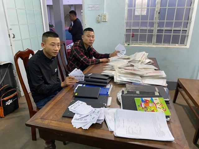Triệt phá nhóm tín dụng đen từ Hải Phòng vào Đắk Lắk cho vay lãi suất 240%/năm - 1